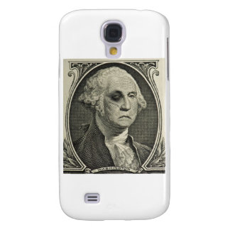 Beat up George Samsung Galaxy S4 Cases
