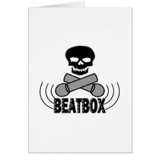 Beatbox Card