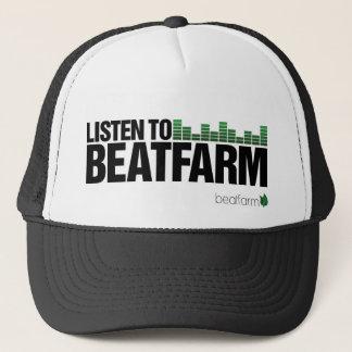 Beatfarm Listen Trucker Hat