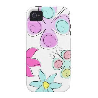 Beatiful Flutterby Case-Mate iPhone 4 Case