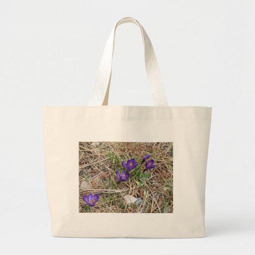 Beatiful Purple Mountain Iris 2 Tote Bag