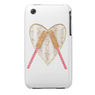 Beating Heart Drum 3G/3GS I-Phone Case iPhone 3 Case-Mate Case