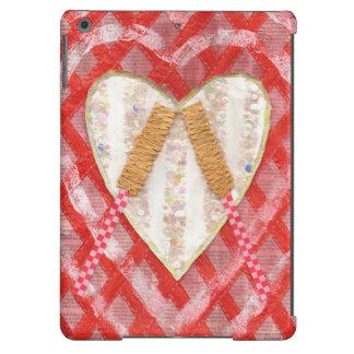 Beating Heart Drum I-Pad Air Back iPad Air Case