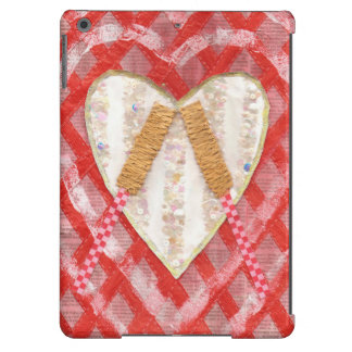 Beating Heart Drum I-Pad Air Back iPad Air Cover