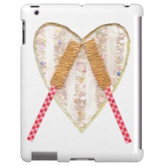 Beating Heart Drum No Background I-Pad Back iPad Case