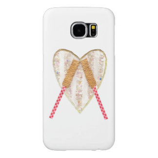 Beating Heart Drum Samsung Galaxy S6 Phone Case
