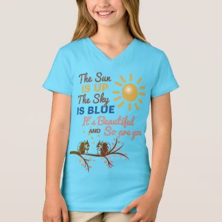 Beatles Dear Prudence Shirt - The Sun is Up