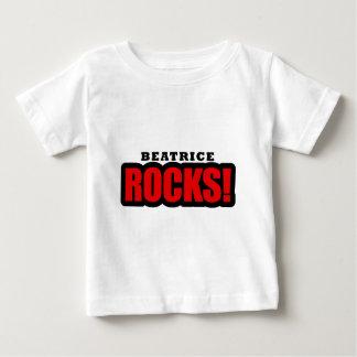 Beatrice, Alabama City Design Baby T-Shirt