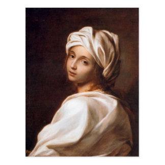 Beatrice Cenci - Guido Reni Postcard