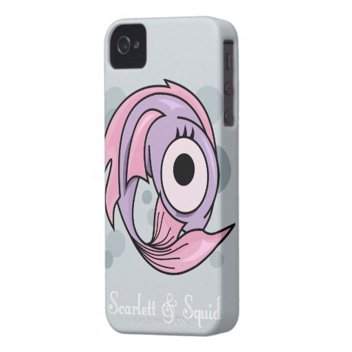 Beatrix BigEye Case for iPhone 4/4S iPhone 4 Cases