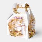 Beatrix Potter, Birthday, Easter Bunny, Custom Favour Box
