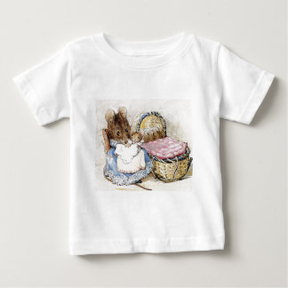 Beatrix Potter, Hunca Munca Baby T-Shirt