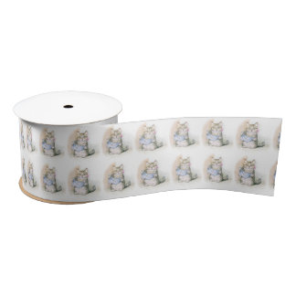 Beatrix Potter Tom Kitten Ribbon, 2 Yard Spool Satin Ribbon