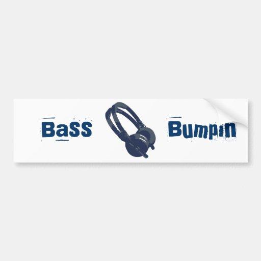 Beats Bumper Stickers