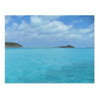 Beau Bahamas Postcard
