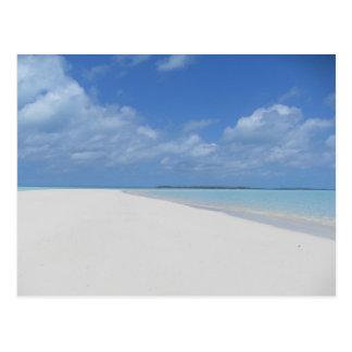 Beau Exumas Bahamas Postcard