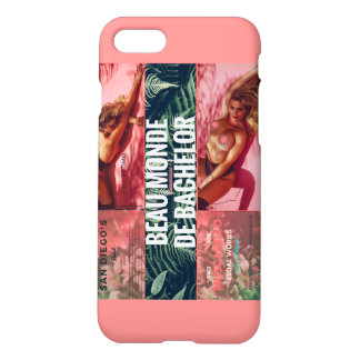 Beau Monde BAE/ Classic Ad iPhone 8/7 Case