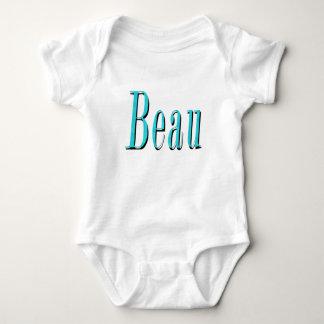 Beau Name Logo, Baby Bodysuit