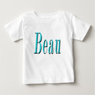 Beau Name Logo, Baby T-Shirt