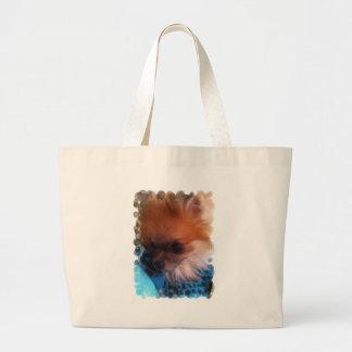 Beau-Nanna Napping Jumbo Tote Bag