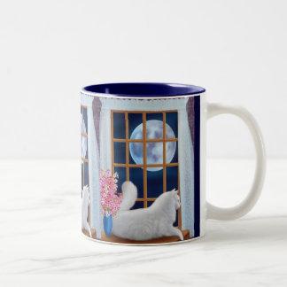 Beau the Moon Cat Mug