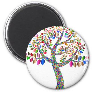 Beau-tree 6 Cm Round Magnet