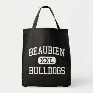 Beaubien - Bulldogs - Junior - Detroit Michigan Tote Bags