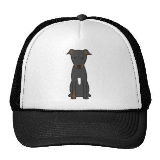 Beauceron Dog Cartoon Cap