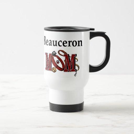 Beauceron Mom Gifts Coffee Mugs