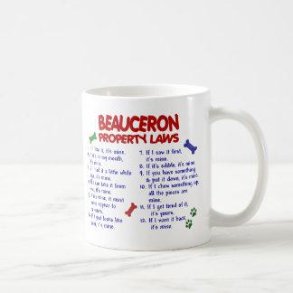 BEAUCERON PL2 COFFEE MUG