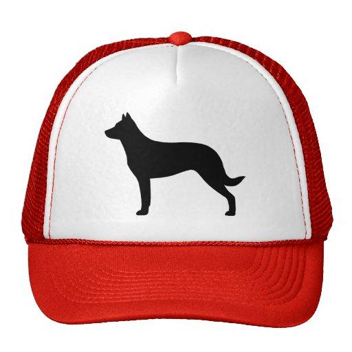 Beauceron Silhouette Hat