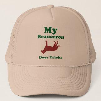 Beauceron Trucker Hat