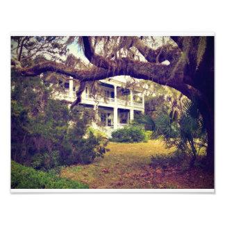 Beaufort Mansion Photo Art
