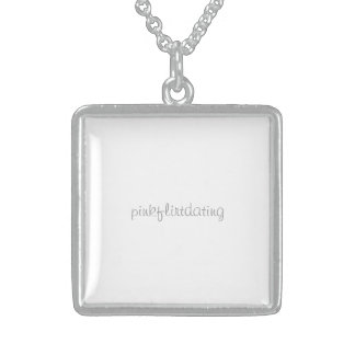 beauitful pinkflirtdating necklace