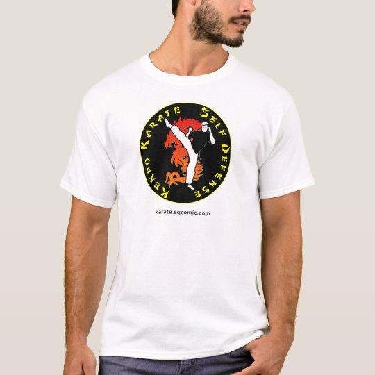 BeauKickTShirt.png T-Shirt