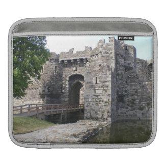 Beaumaris Castle iPad Sleeves