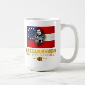 Beauregard (Southern Patriot) Basic White Mug