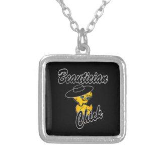 Beautician Chick #4 Jewelry