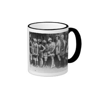 Beauties Ringer Mug