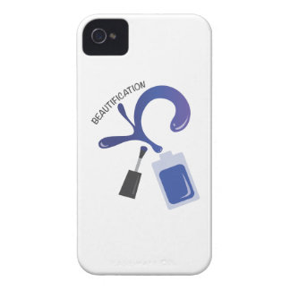 Beautification Nail Polish iPhone 4 Case-Mate Case