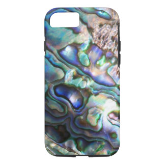 Beautiful abalone shell iPhone 7 case