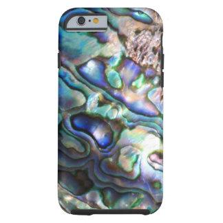 Beautiful abalone shell tough iPhone 6 case