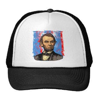 Beautiful Abraham Lincoln Portrait Cap