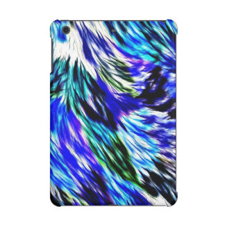 Beautiful Abstract Blue Green White Purple Pattern