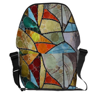 Beautiful Abstract Commuter Bag