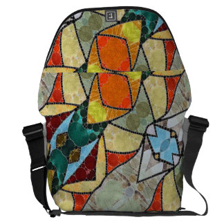 Beautiful Abstract Commuter Bags