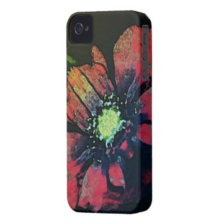 Beautiful abstract floral phone case
