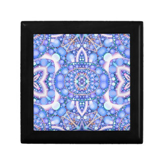 Beautiful Abstract Pattern Trinket Boxes