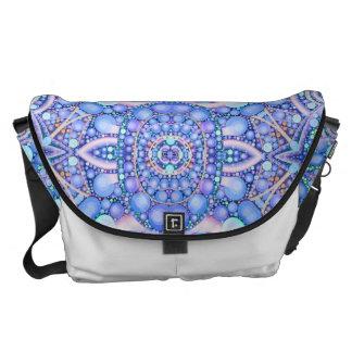 Beautiful Abstract Pattern Messenger Bag