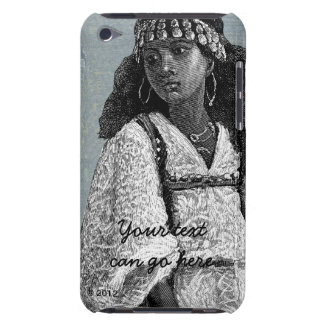 Beautiful African Girl iPod Touch Cases